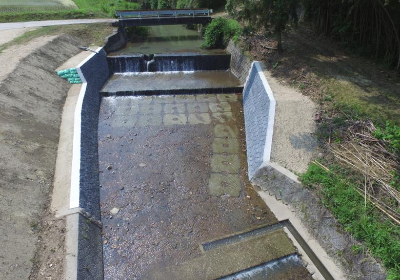 県単 河川維持修繕事業工事